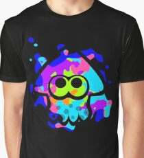 Splatoon Squid Graphic T-Shirt