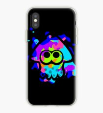 Splatoon Squid iPhone Case