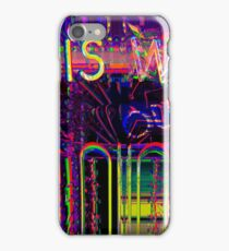 out this way iPhone Case/Skin