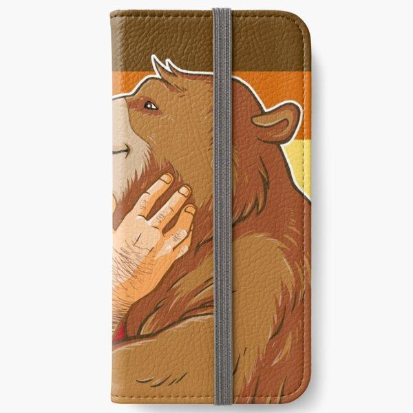 BEAR KISS - BEAR PRIDE iPhone Wallet