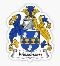 Meacham Sticker