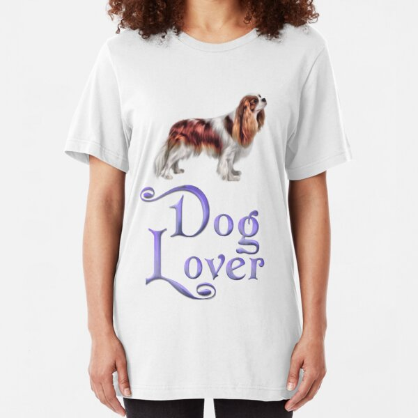 Dog lover Slim Fit T-Shirt