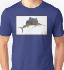 Sailfish Leaping Unisex T-Shirt