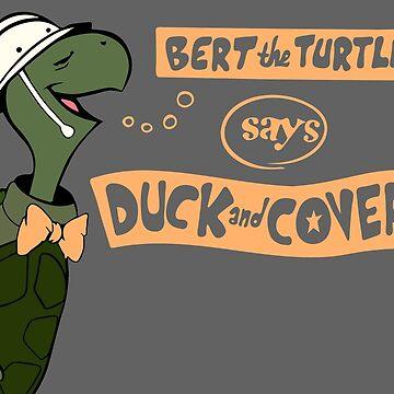 Bert The Turtle by Jenn84x