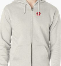 Commes Des Garcons - PLAY Zipped Hoodie