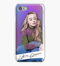 Sabrina Carpenter iPhone Case/Skin