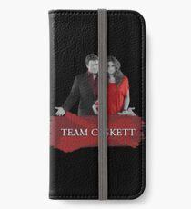 Team Caskett iPhone Wallet/Case/Skin