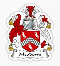 Meadows Sticker