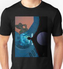 Space prison Unisex T-Shirt