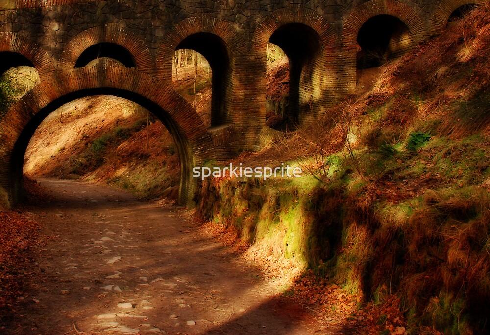 Golden Arches by sparkiesprite