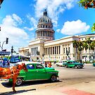 Capitol Building Havana Cuba by Paul Thompson Photography