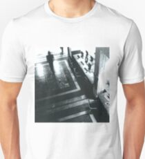 Night in the library Unisex T-Shirt