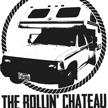 The Rollin' Chateau by fkneedles