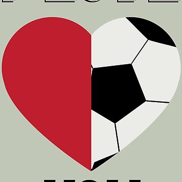 Soccer I Love You by GoTheFull90