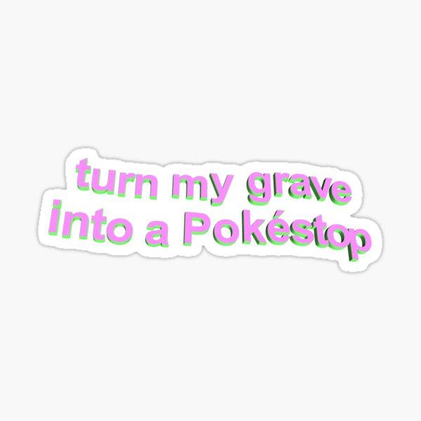 pokestop Sticker