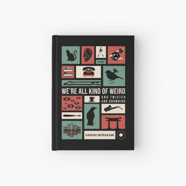 Haruki Murakami Hardcover Journal