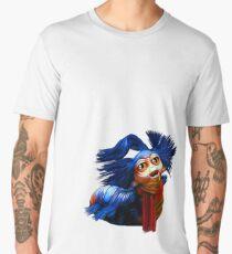 Ello Worm Painting - Labyrinth Movie  Men's Premium T-Shirt
