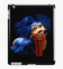 Ello Worm Painting - Labyrinth Movie  iPad Case/Skin