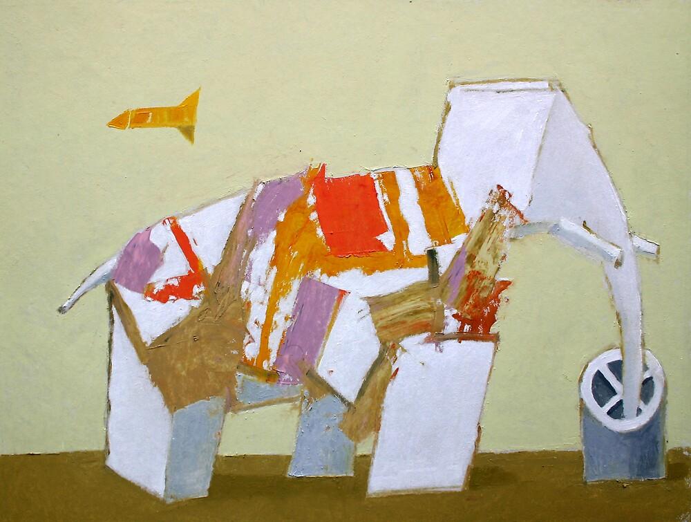 savanna 13 by Valeriu Buev