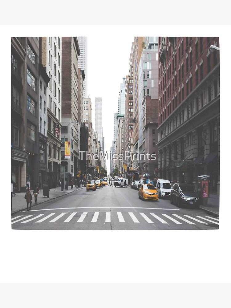 Polaroid de Nueva York de TheMissPrints