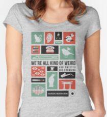 Murakami Women's Fitted Scoop T-Shirt