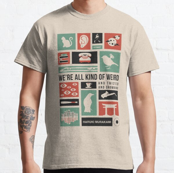 Murakami Camiseta clásica