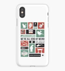 Murakami iPhone Case/Skin