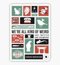 Murakami Sticker