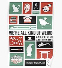 Murakami Poster