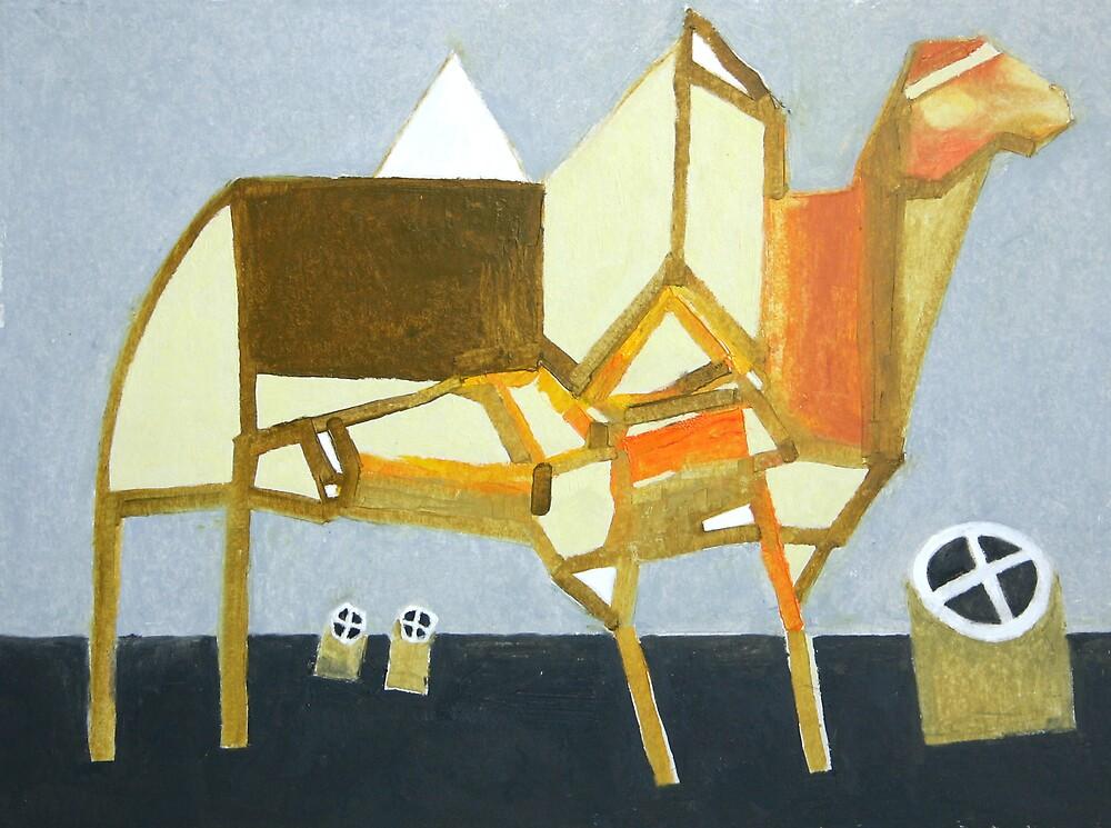 camel 3 by Valeriu Buev