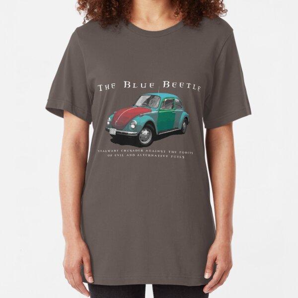 The Blue Beetle Slim Fit T-Shirt