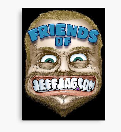 Friends of JeffJag.com - 2011 Edition Canvas Print