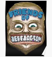 Friends of JeffJag.com - 2011 Edition Poster