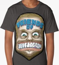 Friends of JeffJag.com - 2011 Edition Long T-Shirt