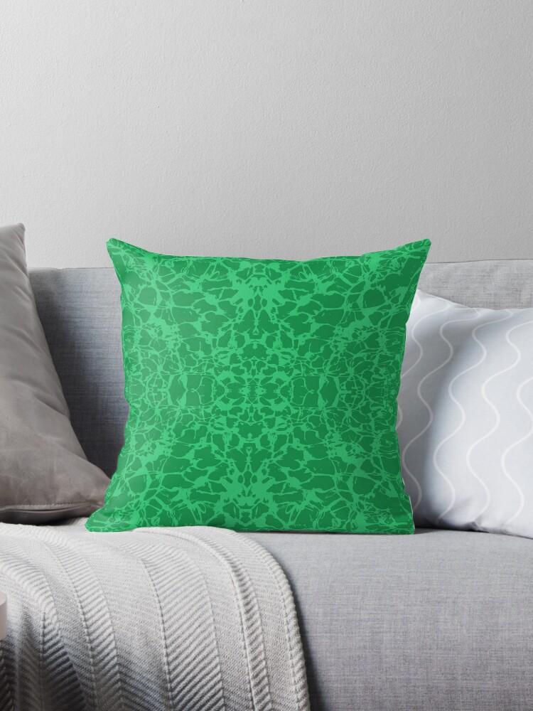 Tie dye green by HAMMOCK