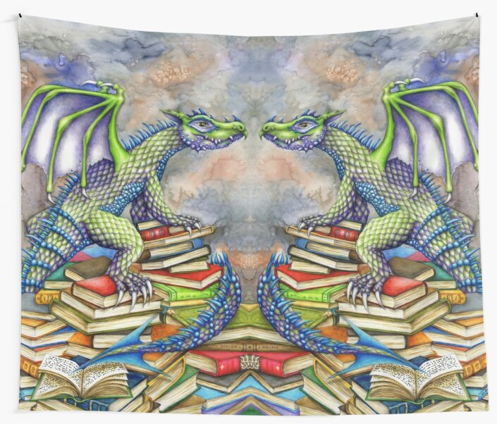 The Bookwyrm's Hoard - Doubled! by Katy Jones
