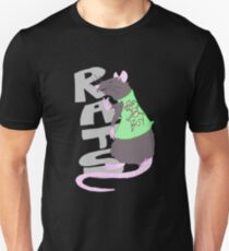 Punk Rat Unisex T-Shirt