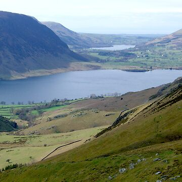 Crummock Water by GHewstone
