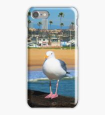 Newport Center Skyline iPhone Case/Skin