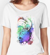 Trippy Neighbor Women's Relaxed Fit T-Shirt