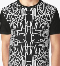Reflection Internal - Inversed Graphic T-Shirt