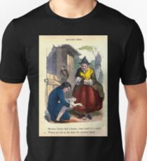 A Treasury of pleasure books for young people 1856 037 Simple Simon T-Shirt