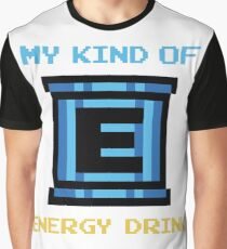 My Kind of Energy Drink Graphic T-Shirt