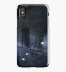 The moon lights the lights iPhone Case/Skin