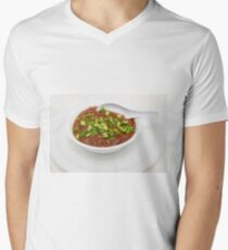 Bowl of Chili with Green Peppers T-Shirt