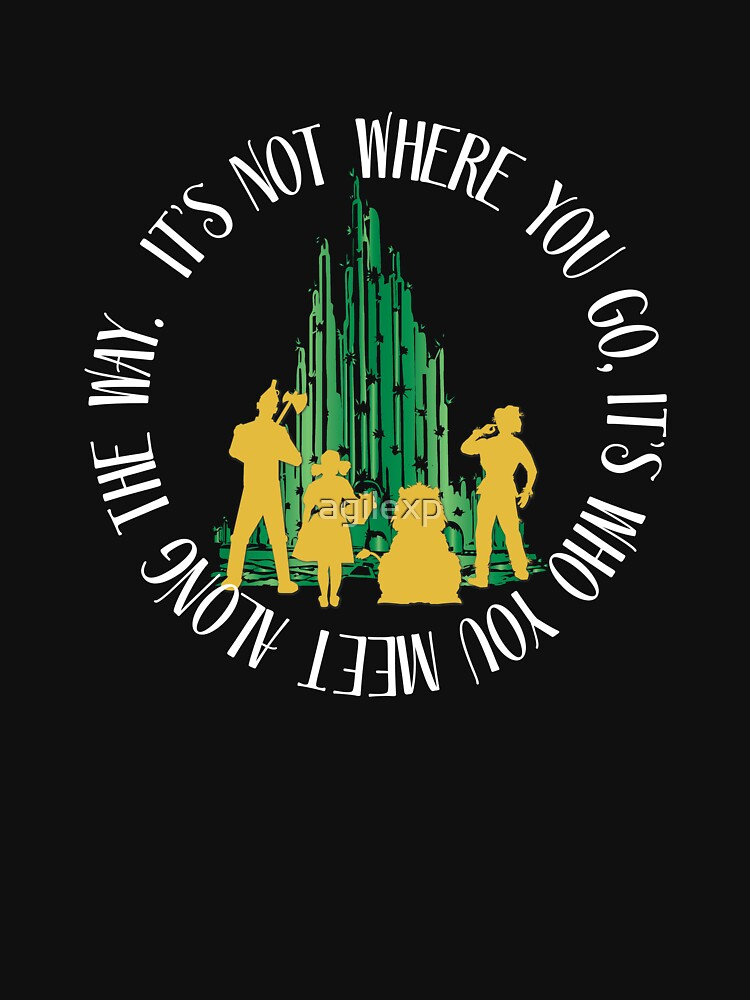 Who You Meet - Oz Inspired Collectibles by agilexp