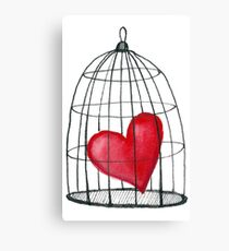 heart cell Canvas Print
