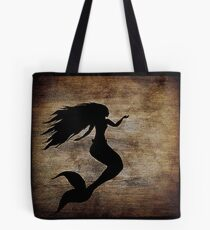 Forgotten Mermaid Tote Bag
