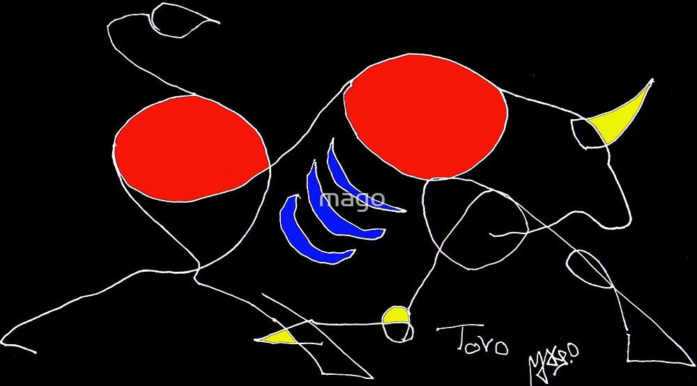 Toro - color by mago
