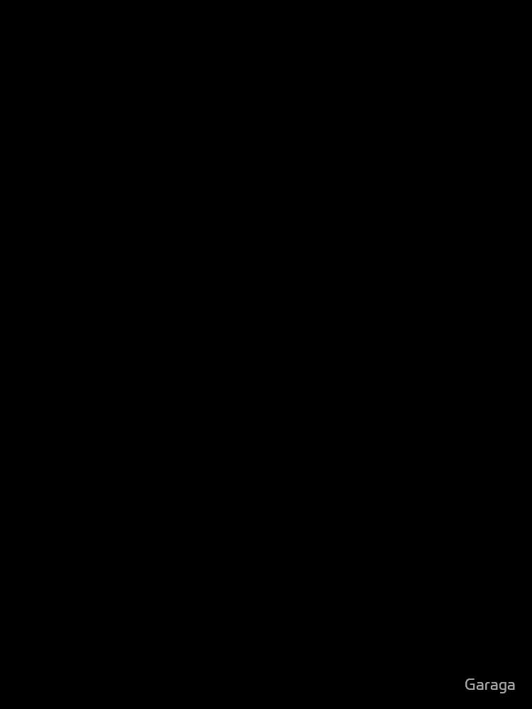 Solid Black Accent Decor by Garaga